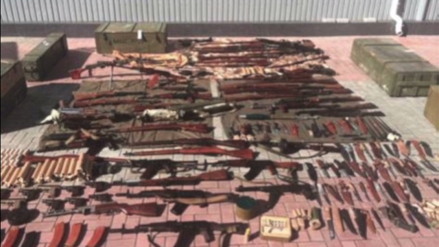 Ucrania desmantela grupo armado que planeaba atacar al gobierno
