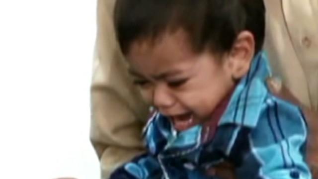 Cancelan los cargos contra un niño de 9 meses por intento de asesinato