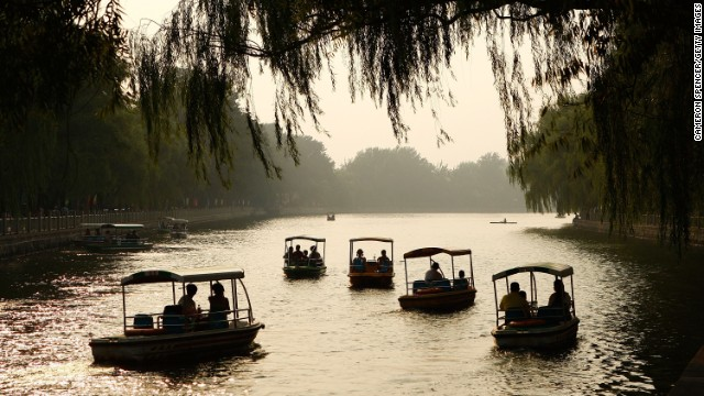 Beijing jumped 17 spots to the No. 4 ranking on the global list.