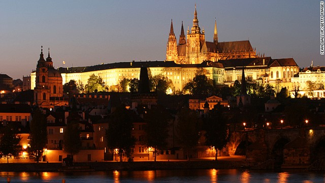 Prague climbed four rungs to secure the No. 5 ranking.