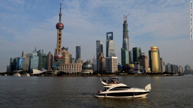 Gaining 12 spots, Shanghai comes in at No. 10.