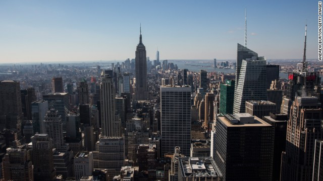 New York City fell 10 spots from last year, landing at No. 12.