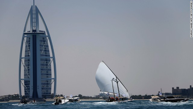 New to the top 25, Dubai sailed in at No. 17.