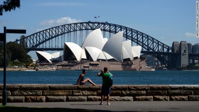 Sydney dropped 12 spots to No. 22.