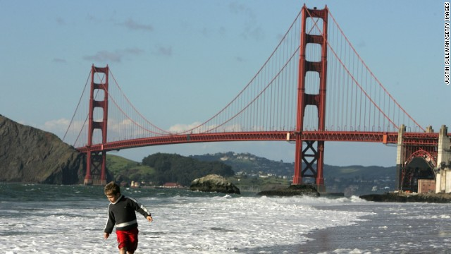 San Francisco tumbled 18 spots this year to round out the top 25.