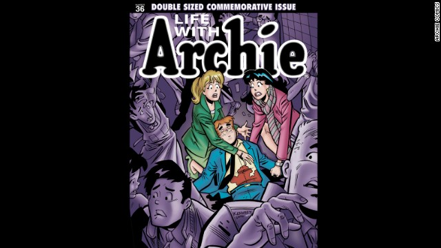 "Archie Comics has revealed that beloved character Archie Andrews will die in ""Life with Archie"" #36 in July. The ""Life with Archie"" series tells stories of future scenarios for Archie and his friends in Riverdale. The present-day Archie stories will not be affected."