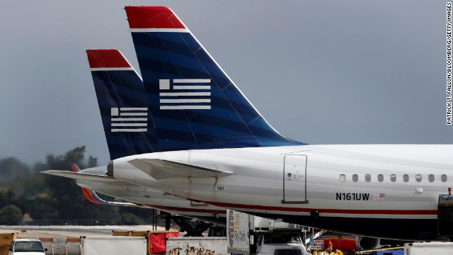 US Airways ranks seventh.
