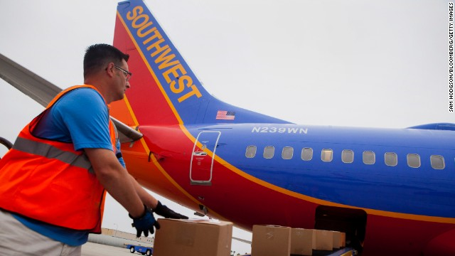 Southwest Airlines ranks eighth among U.S. carriers overall. The airline ranks first for fewest customer complaints.