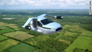 Is your flying car finally here?