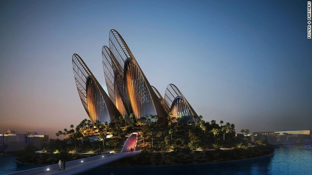Scheduled to open in 2016, the Zayed National Museum in Abu Dhabi will tell the story of Sheikh Zayed bin Sultan Al Nahyan and his unification of the United Arab Emirates.