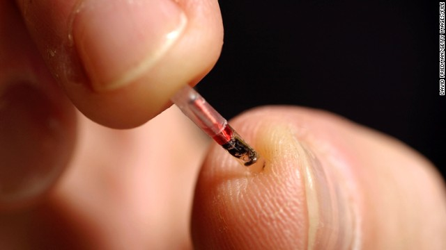 Subdermal RFID chips have been on the market <a href='http://edition.cnn.com/2004/WORLD/europe/06/09/spain.club/'>for a while</a>. Now, they can hold a lot more data than ever before, and could replace your <a href='http://www.geekwire.com/2013/xnt-implantable-nfc-chip/' target='_blank'>smartphone and tablet passwords</a>.