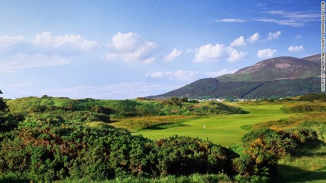 Royal County Down is a par 71 that measures 7,186 yards from the championship tees, 6,878 yards from the medal tees and 6,675 yards from the stableford tees.