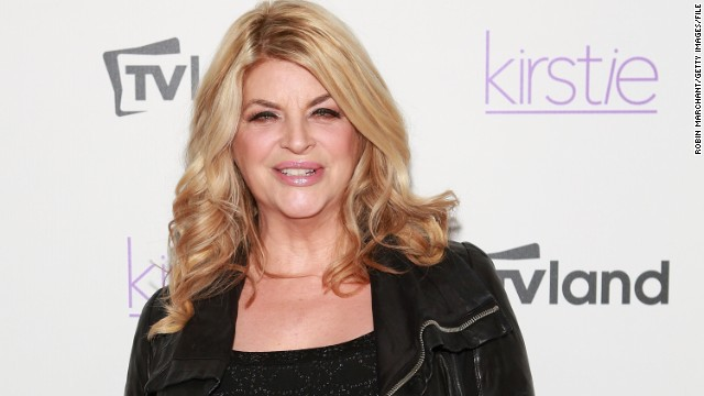 Kirstie Alley joins Jenny Craig again