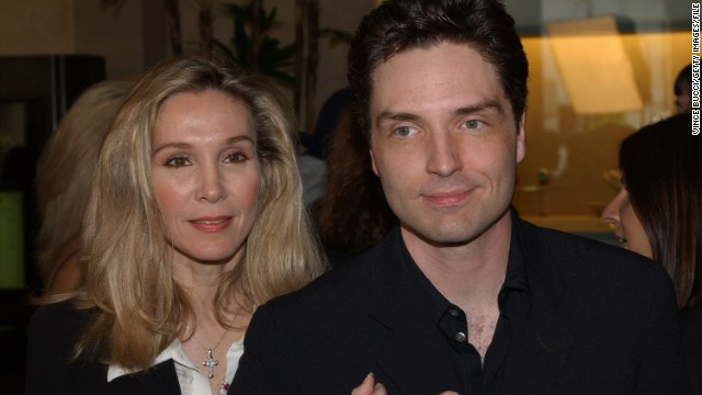 "On the April 4 episode of Katie Couric's talk show, ""Katie,"" singer Richard Marx discussed being ""back on the market"" after a 25-year marriage to Cynthia Rhodes. According to Us Weekly, the couple separated in July and are in the process of getting a divorce."