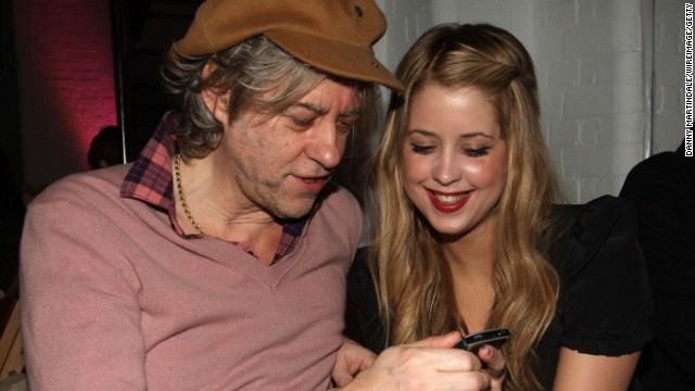 Tragedy strikes Geldof family