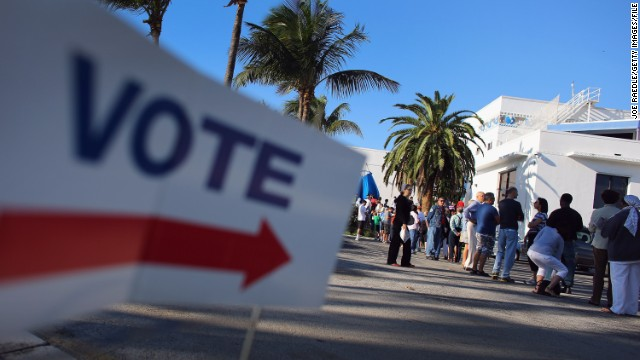 CNN/ORC Poll illustrates Democrats turnout problem