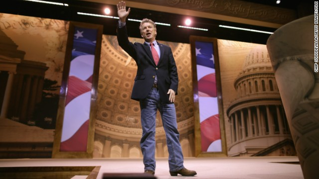Poll: Kentucky voters split on a potential Rand Paul presidential campaign