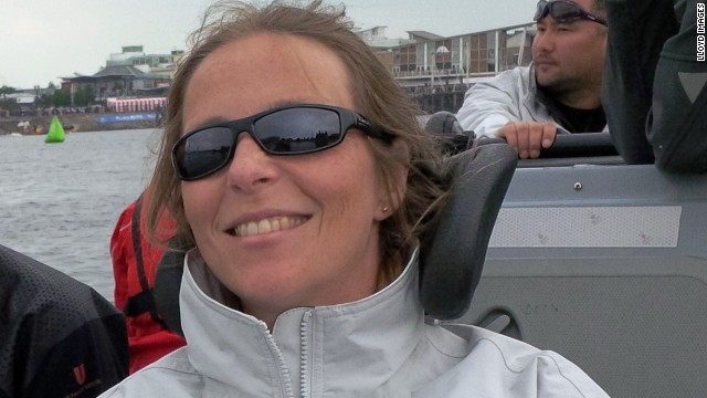 Lister's journey is all the more remarkable as 11 years ago she had decided to take her own life. She now says sailing is the thing that makes life worth living.