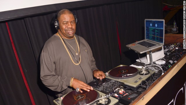 <a href='http://www.youtube.com/watch?v=9aofoBrFNdg' target='_blank'>Oh baby you </a>... are turning 50! Rapper and DJ Biz Markie celebrated his big day on April 8.
