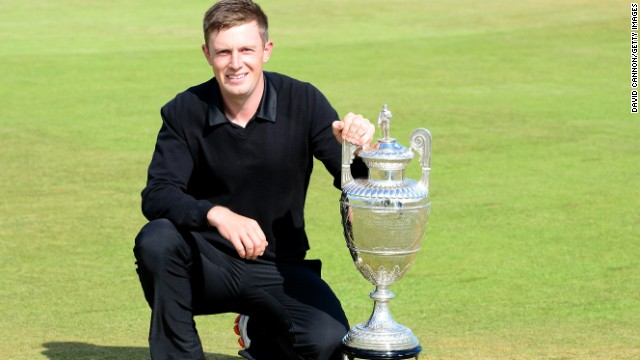 Garrick Porteous will be competing in the Masters off the back of a victory over Fitzpatrick at the Georgia Cup. The 24-year-old Englishman qualified for Augusta by winning the 2013 British Amateur Championship.