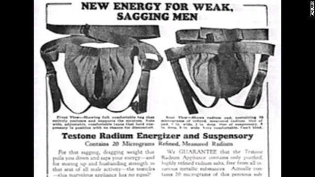 The Testone Radium energizer