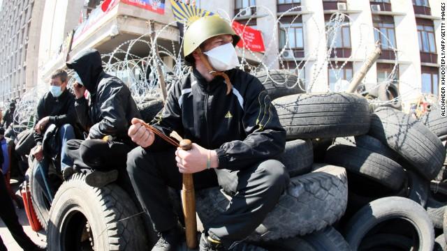 Zakaria: Ukraine crisis very, very significant