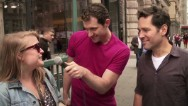 "Fuse TV's Billy Eichner asks ""Would you have sex with Paul Rudd""? Watch more at www.funnyordie.com."