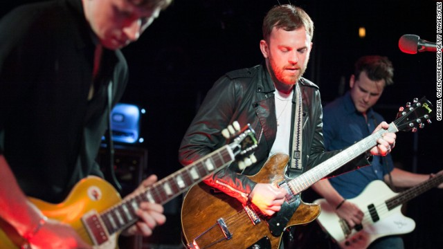 A woman infected with measles attended a Kings of Leon concert at Key Arena in Seattle on March 28.