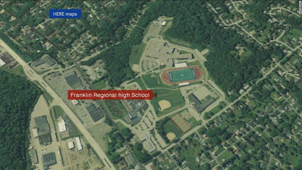 Incidente en escuela Franklin Memorial