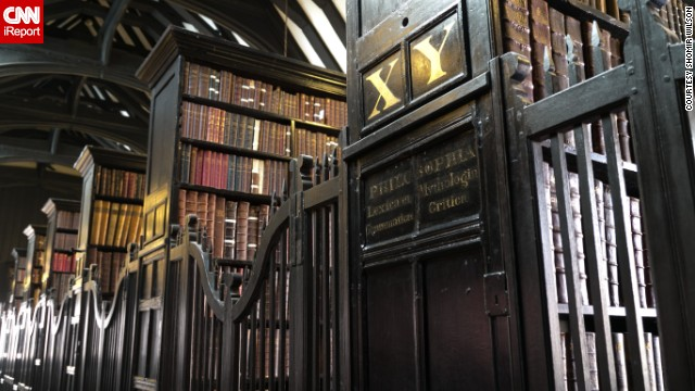 <a href='http://www.chethams.org.uk' target='_blank'>Chetham's Library</a> in Manchester, England, is the <a href='http://ireport.cnn.com/docs/DOC-1118267'>oldest public library</a> in the English-speaking world. Entrance to the library is donation-based, and its collection has been designated one of national and international importance.