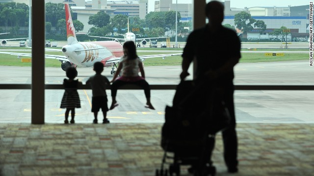 """""""We now invite passengers with small children to begin boarding at this time."""" When you hear these magic words, grab the kids and make a break for it. It's always nice to have a few extra minutes to get the kids settled as they fight over the window seat before the rest of the plane fills up."""