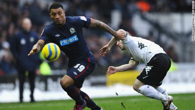 Colin Kazim-Richards has played in England, France, Greece and Turkey during his career.