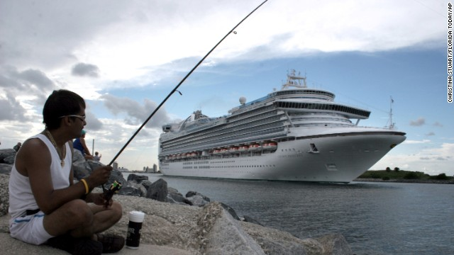 Photos: Cruise ship mishaps