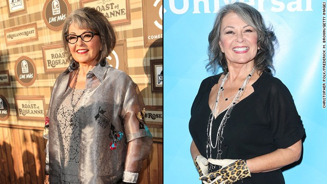Roseanne Barr recently showed off a slimmer figure at the 2014 NBCUniversal Summer Press Day in Pasadena, California. Barr has been delighted by all the attention fans have paid to her new figure, and she thanked them via Twitter.