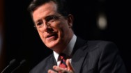 "Stephen Colbert will succeed David Letterman as host of ""The Late Show,"" CBS announced Thursday, one week after Letterman told his audience that he would retire sometime in 2015."
