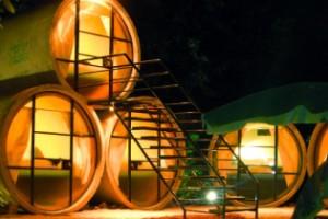 Tubohotel (Topoztlan, Mexico)