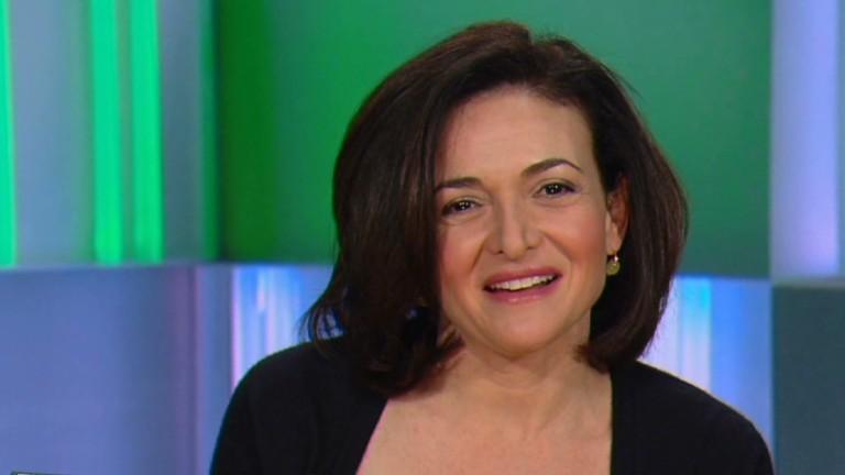 Sheryl Sandberg To Graduates Lean In Cnn Com Video