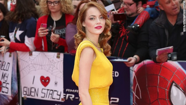 Emma Stone joins Woody Allen movie