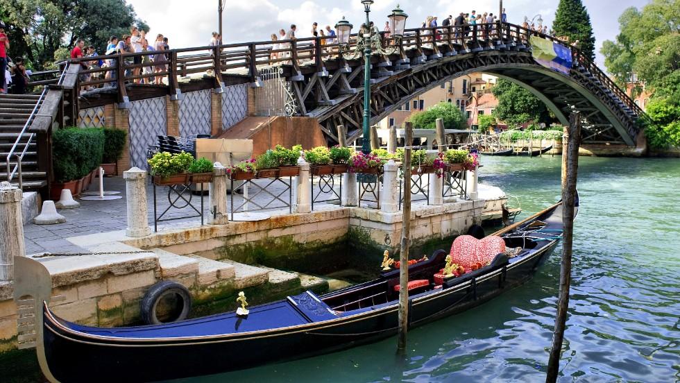 6. Venecia, Italia