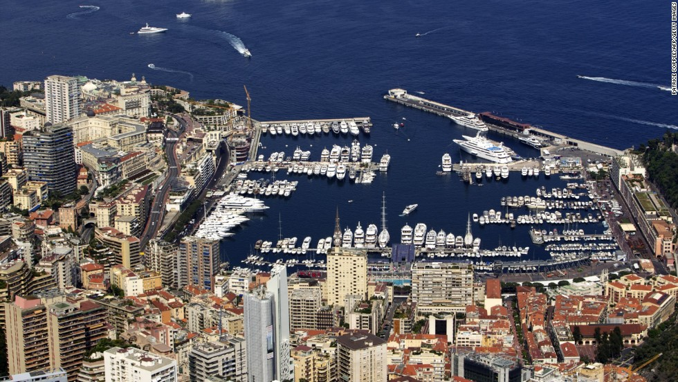 7. Monte Carlo, Mónaco
