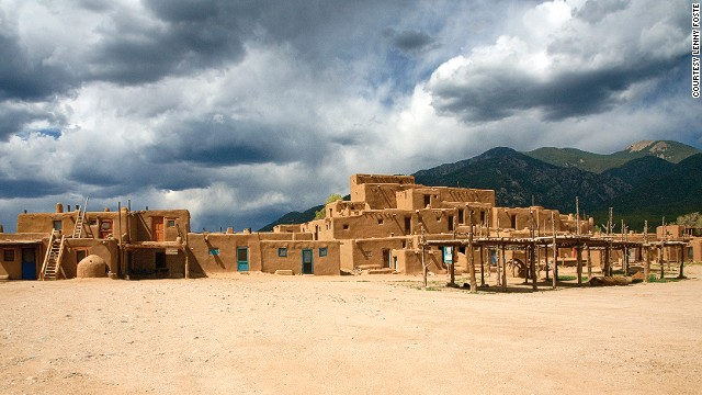 A settlement of adobe dwellings dating to the late 13th century, the pueblo is still a living community. The National Historic Landmark is open to the public for guided tours, shopping and fry bread eating