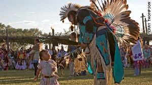 Taos Pueblo Powwow.