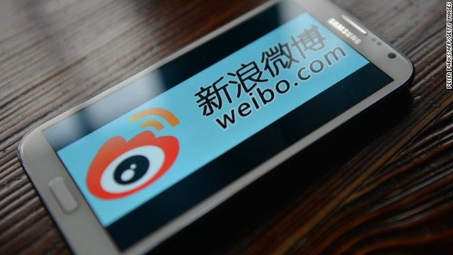 Chinese microblogging platform, Weibo, is often compared to Twitter.