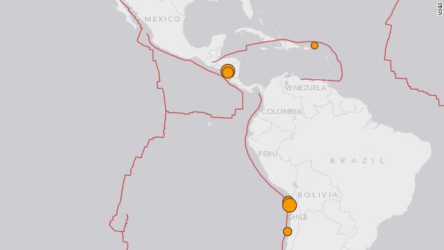 Si tembló en Chile y Nicaragua, ¿también va a temblar en México?