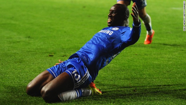 Demba Ba came off the bench to score the late goal that saw Chelsea beat Paris Saint-Germain on away goals. Chelsea's Champions League pedigree is impressive, with the London club winning the title in 2012 and reaching the semifinals in seven of the last 11 seasons. Manager Jose Mourinho is looking to win the trophy with a third different club after previous triumphs with Porto (2004) and Inter (2010.)