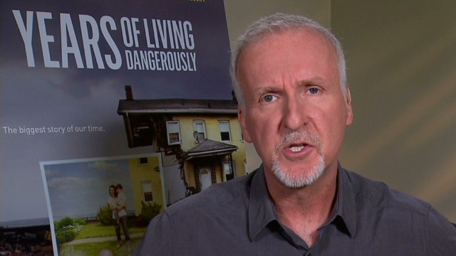 New James Cameron series paints dire picture of what's to come if climate change is ignored