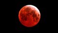 Why is 'blood moon' red?