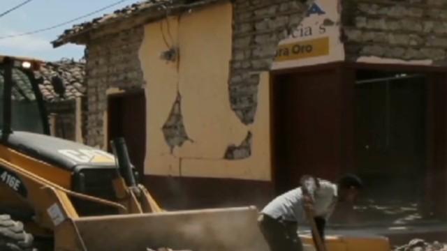 Alerta roja en Nicaragua por la fuerte actividad sísmica de los últimos días