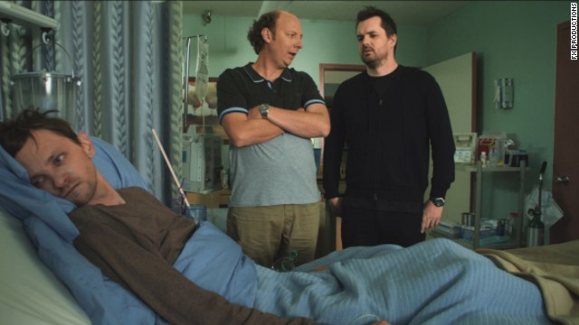 "Netflix has added even more streaming options for the month of April, including season one of the FX comedy series ""Legit,"" starring DJ Qualls, left, Jim Jefferies and Dan Bakkedahl. Here are some of the other offerings."