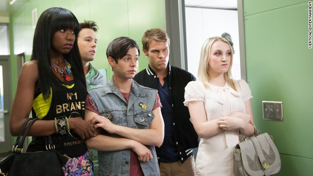"The 2013 independent film ""G.B.F."" is also known as ""Gay Best Friend."" The comedy shows what happens when the most popular girls in school link up with a recently outed classmate."